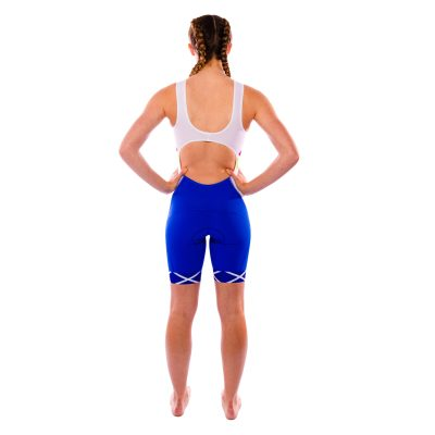 Women's Scotland Replica Trisuit - Back