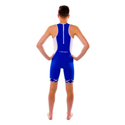 Men's Scotland Replica Trisuit - Back
