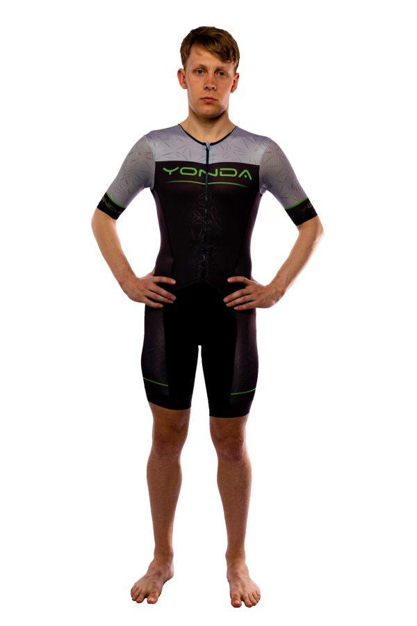 Argento Skinsuit Male Front