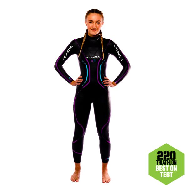 Yonda Ghost II - Women's Wetsuit