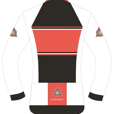LBT Long Sleeved Cycle Top Back