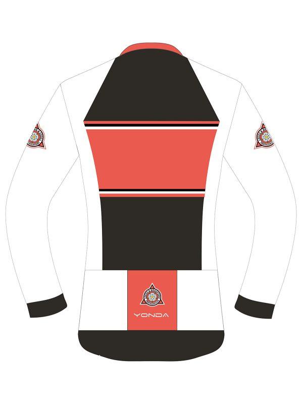 LBT Long Sleeved Cycle Top Back
