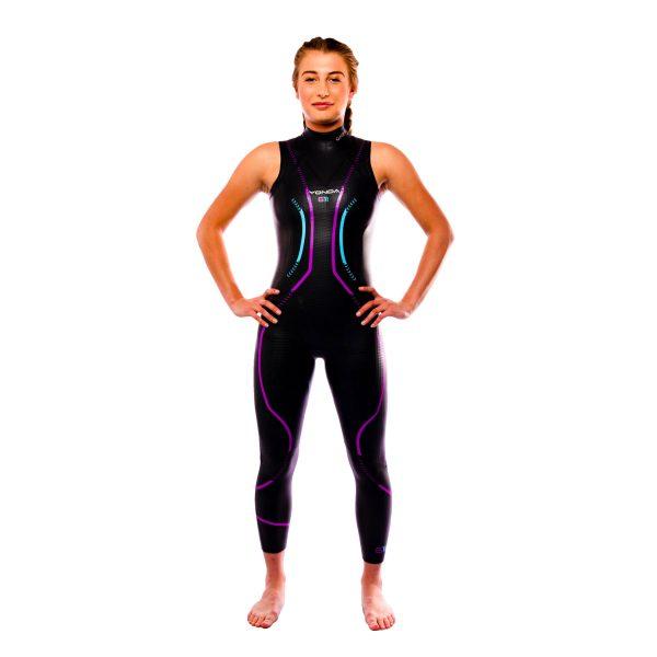 Yonda Ghost II (Non Sleeve) - Women's Wetsuit