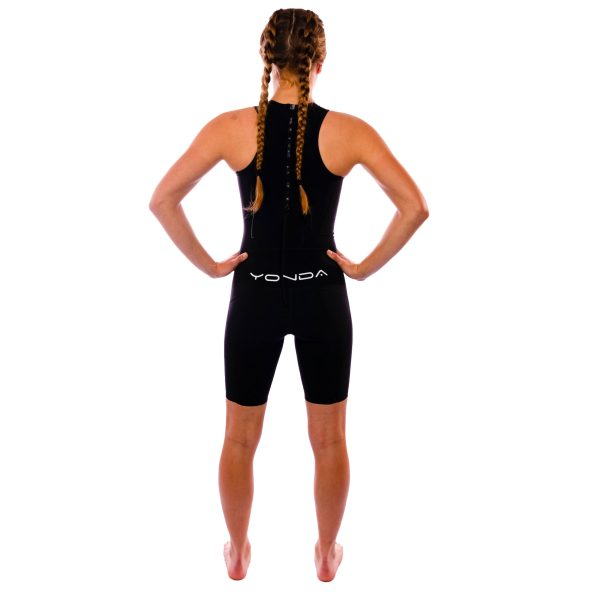 Dominator swimskin female back