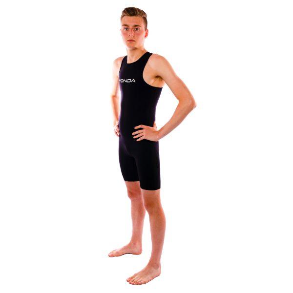 Dominator swimskin male side