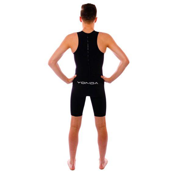 Dominator swimskin male back