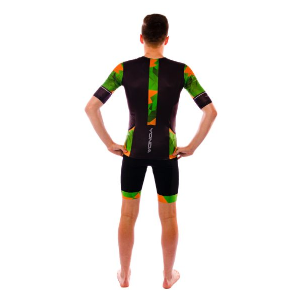 Astratto Skinsuit - Shorts - Men's