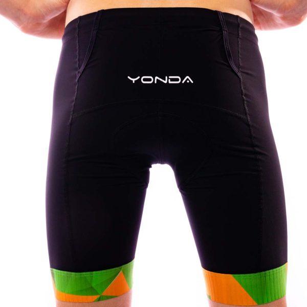 Astratto Skinsuit - Shorts - Men's