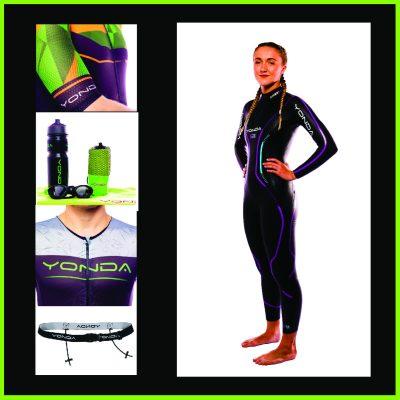 Elite - Triathlete Skinsuit Bundle - Female