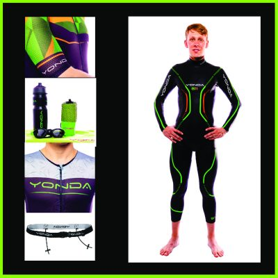 Elite - Triathlete Skinsuit Bundle - Male