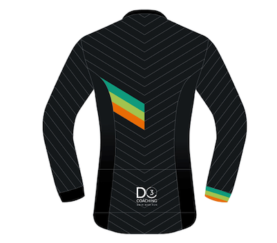 Long Sleeved Thermal Cycle Top