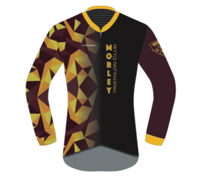 Cycle Jersey - Thermal, Long Sleeved
