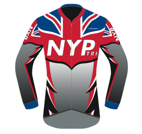 Long Sleeved Thermal Cycle Jersey