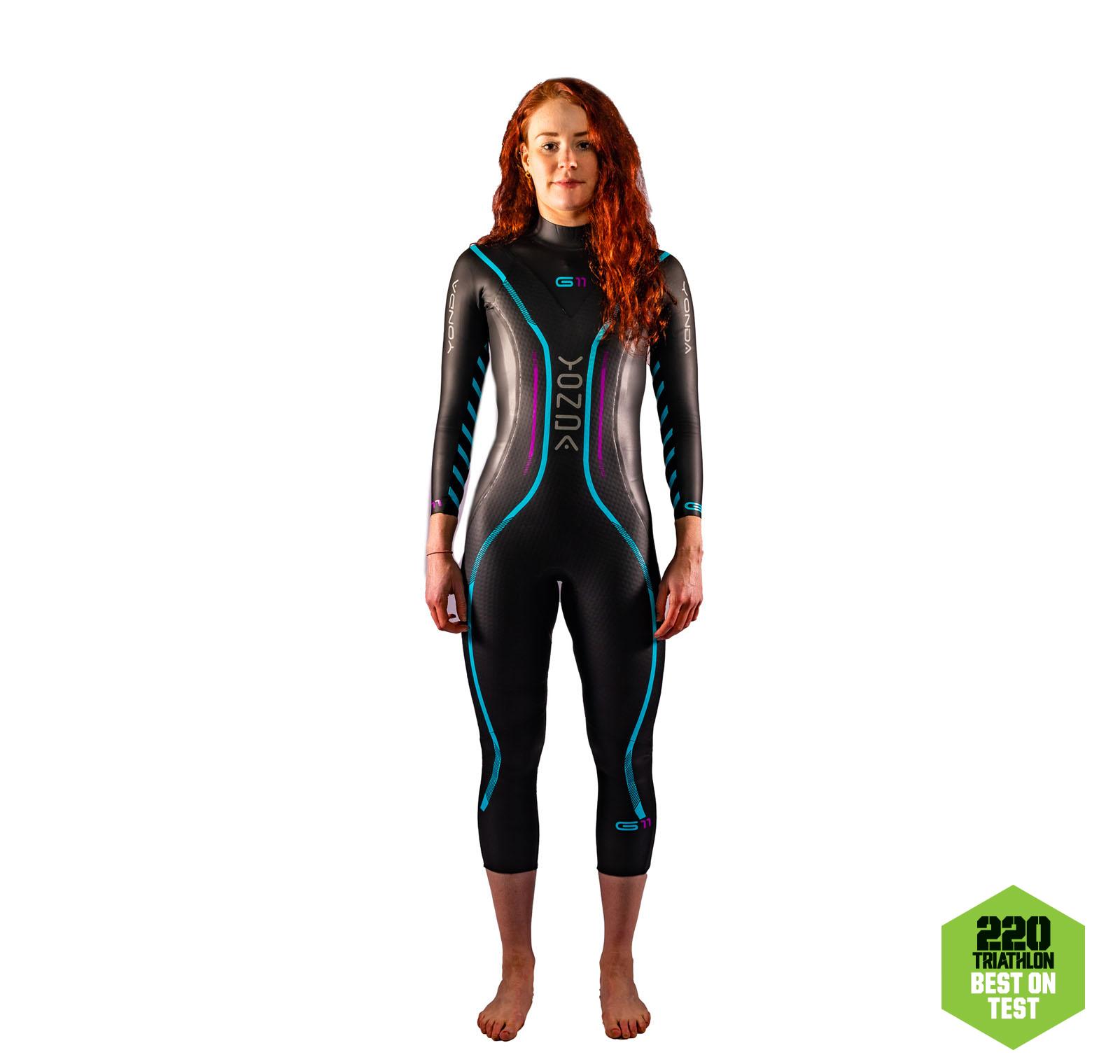 Yonda Ghost II (2020) - Women's Wetsuit | Clearance