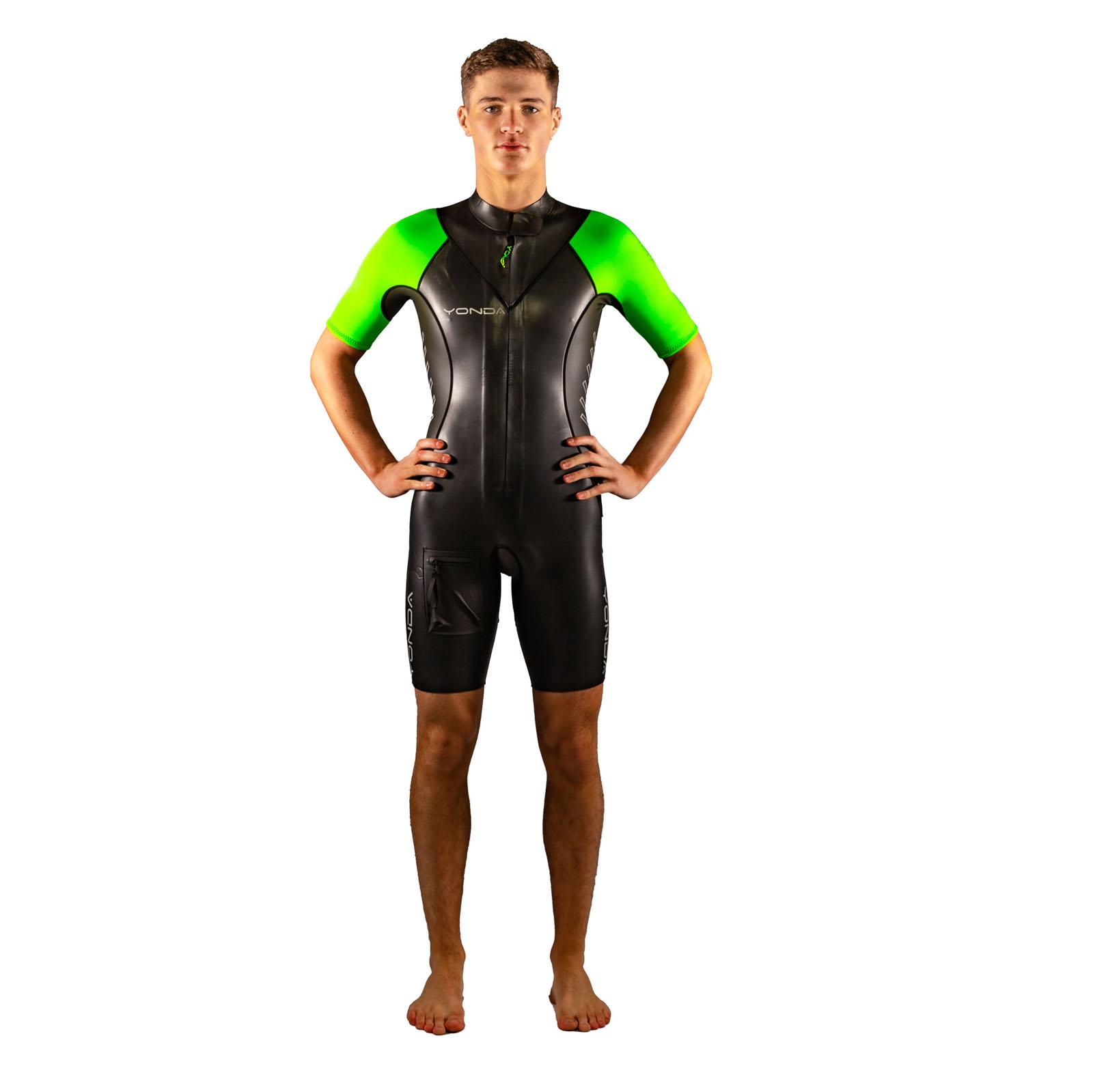 Yonda Spook Swim Run - Men's Wetsuit | Clearance