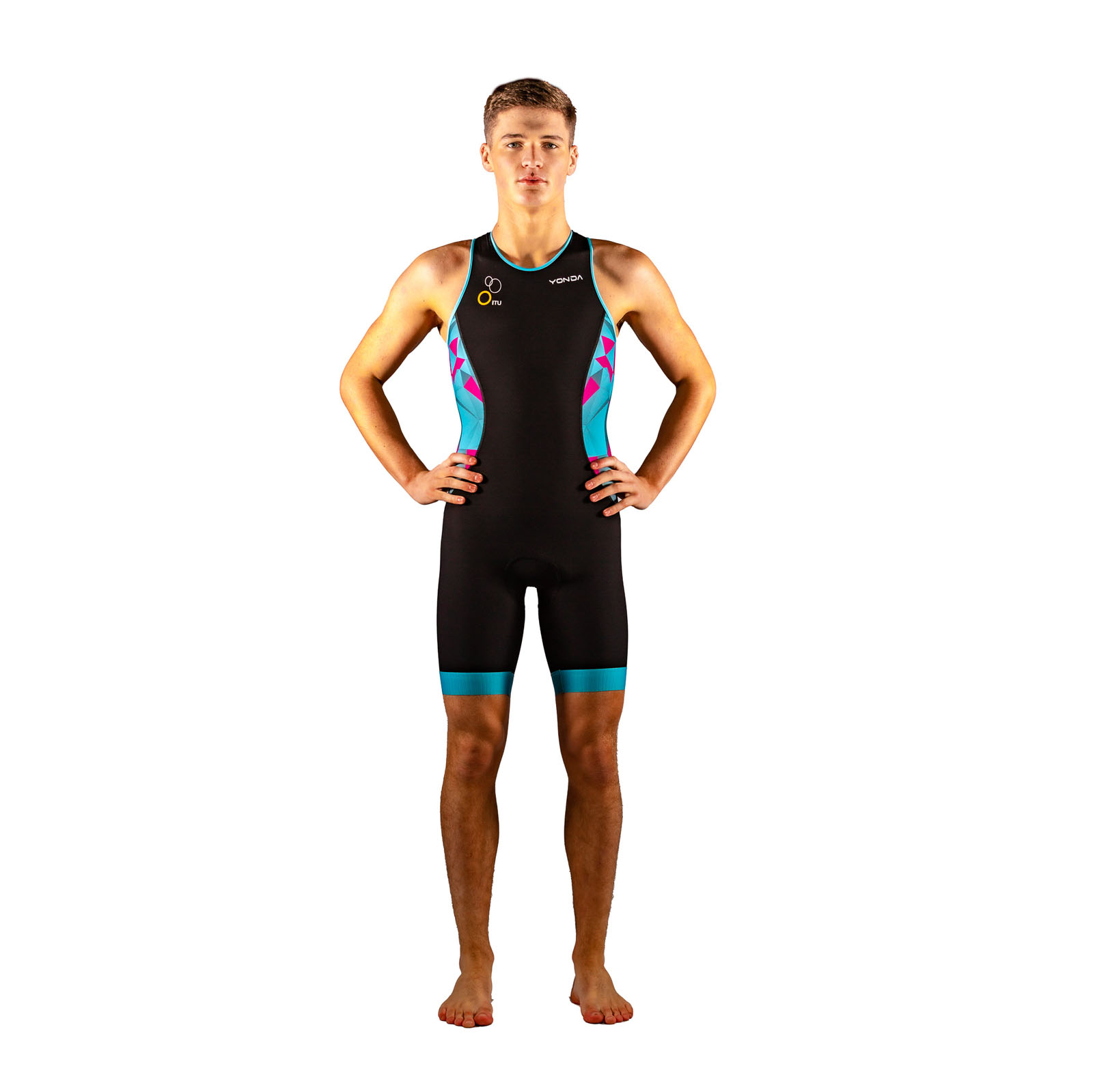 Astratto Blu Performance Triathlon Suit - Men's