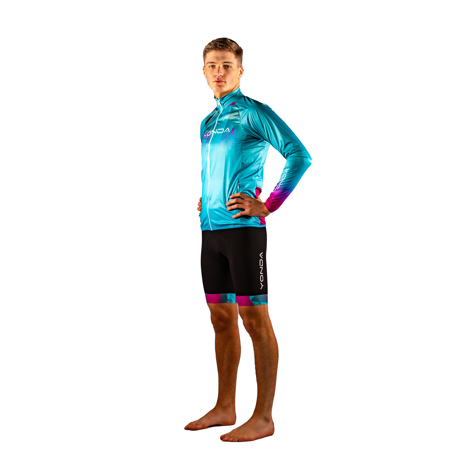 Astratto Blu Multi Sport Jacket – Men's