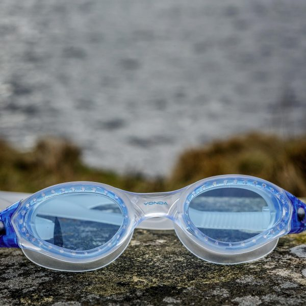 Hydroglide Blue Goggles