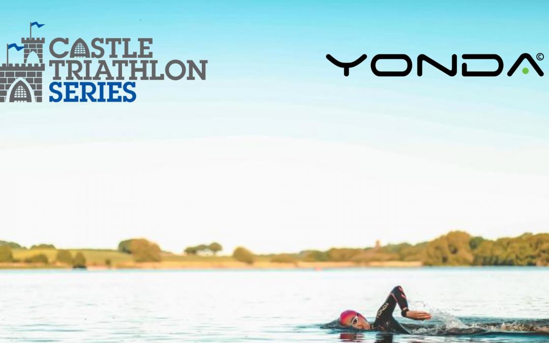Official Castle Series Swim Partner 2021