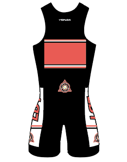 Sleeveless trisuit - Zip back