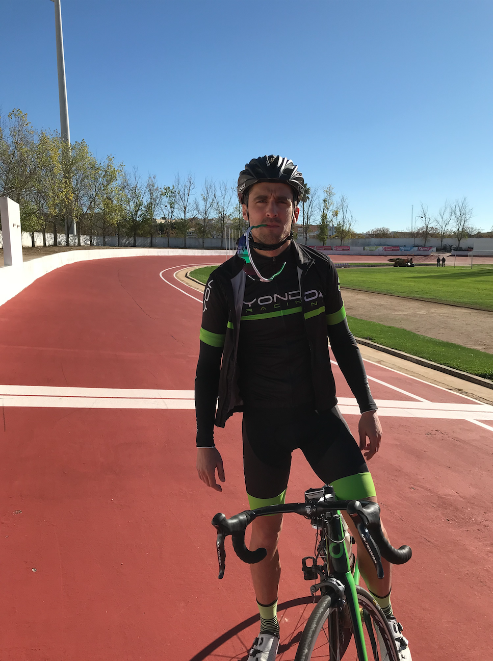 Warm Weather Training – Portugal – Mark Buckingham